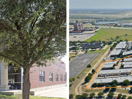 TPEG FUNDS ACQUISITION OF TWO INDUSTRIAL ASSETS IN IRVING, TEXAS