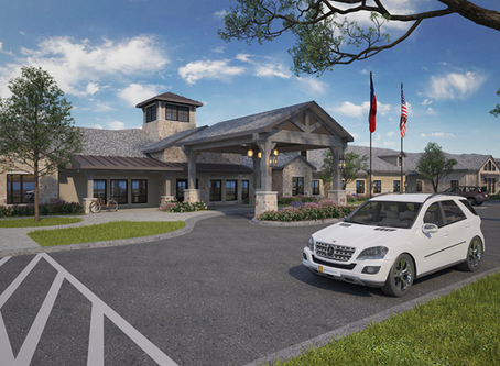 TPEG funds development of assisted living facilities in Texas and Louisiana