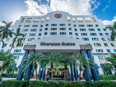 TPEG funds acquisition and renovation of Sheraton Suites in Fort Lauderdale-Plantation