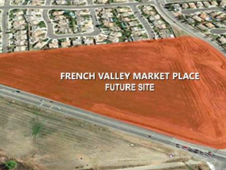 TPEG FUNDS DEVELOPMENT OF RETAIL PROJECT IN CALIFORNIA