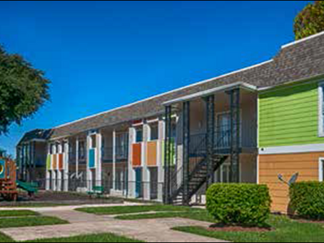 TPEG funds acquisition of 384-unit multifamily community in North Houston