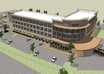 TPEG funds construction of Courtyard by Marriott in Austin