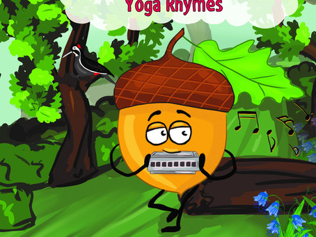 The Blues of the Woods, yoga rhymes