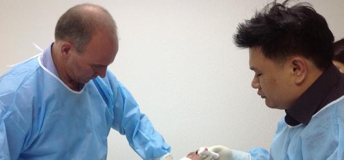 Dr Peter Lewis Stem Cell Melbourne