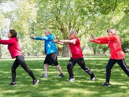 Alternative forms of strengthening exercises