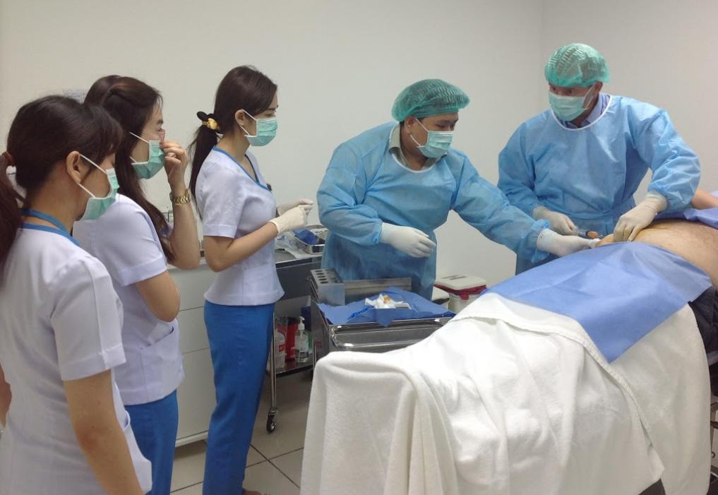 Stem Cell training