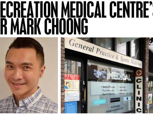 Featured on Star Observer: Dr Mark Choong