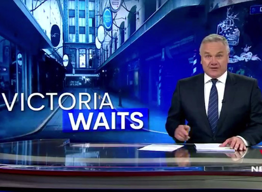 7NEWS COVID-19 Report feat. Dr Peter Lewis