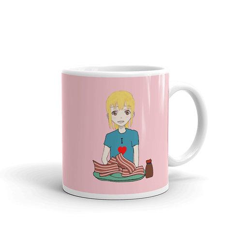 Artemis Pink Mug