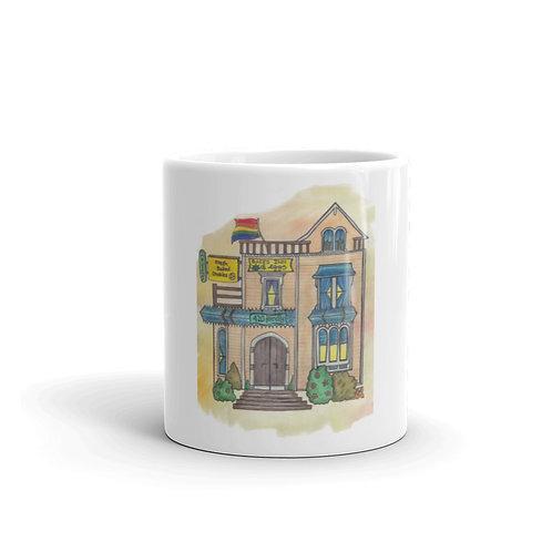 Baked Inn & Eggs Mug