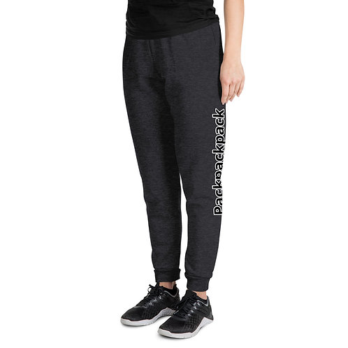 Packpackpack Unisex Joggers
