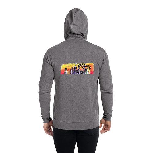 Verania 5Eva light zip hoodie
