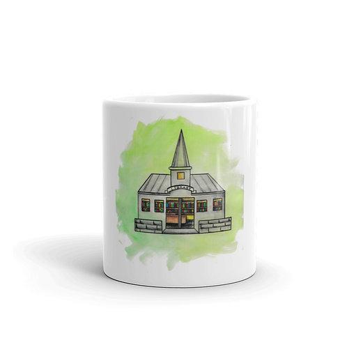 Abby Library Mug