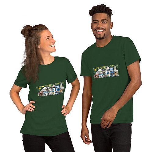 Abby Short-Sleeve Unisex T-Shirt