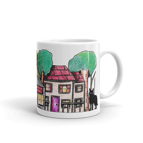 Green Creek Mug
