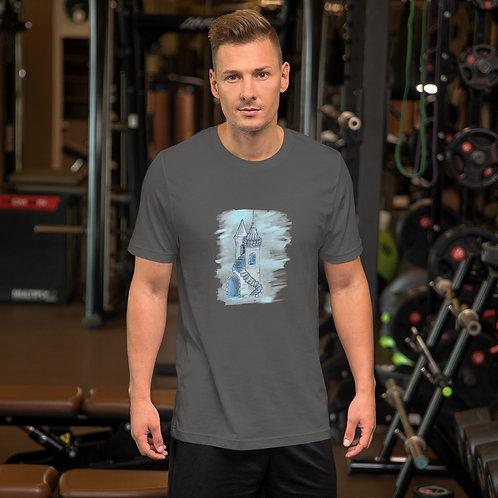 Castle Freezeyourassoff Short-Sleeve Unisex T-Shirt