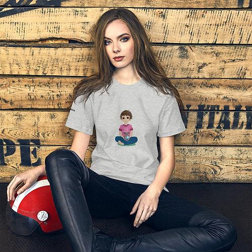 BOATK Stuffies Short-Sleeve Unisex T-Shirt