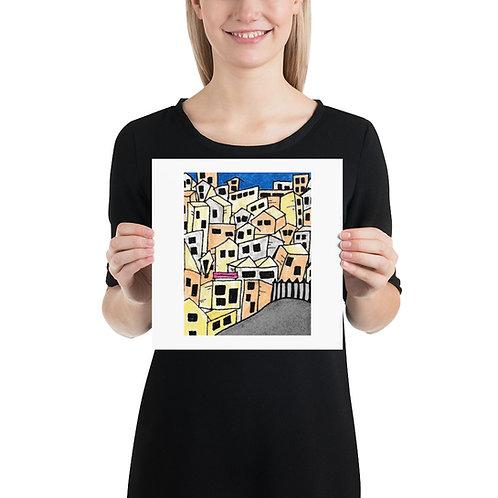 Veranian Slums Poster