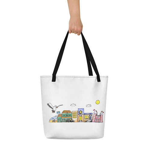 Seafare Beach Bag