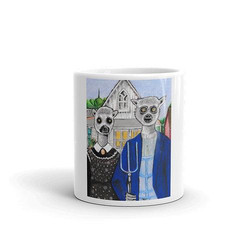 Lemurican Gothic Mug