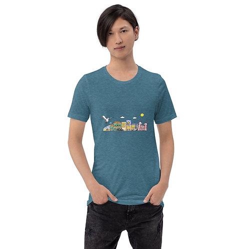 Seafare Short-Sleeve Unisex T-Shirt