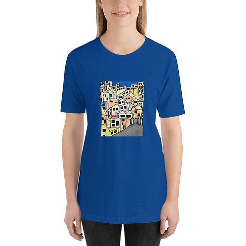 Slums Short-Sleeve Unisex T-Shirt