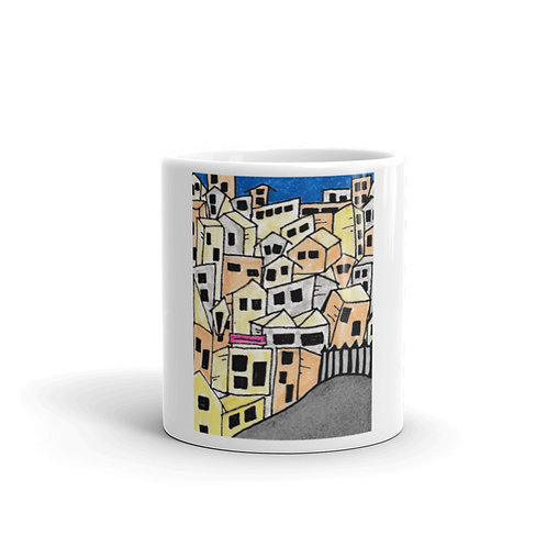 Slums of Verania Mug