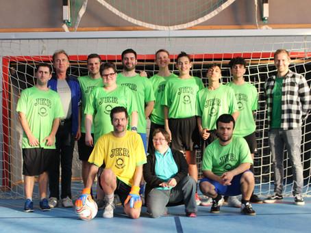 6. Integratives Fussballturnier