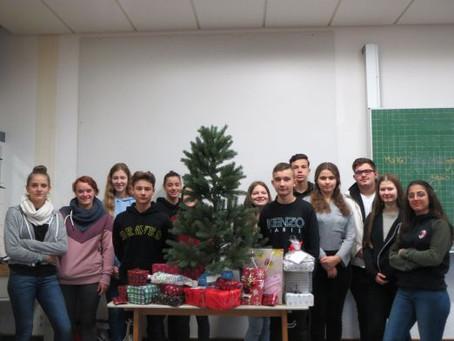 Rückblick: Weihnachten im Französischunterricht