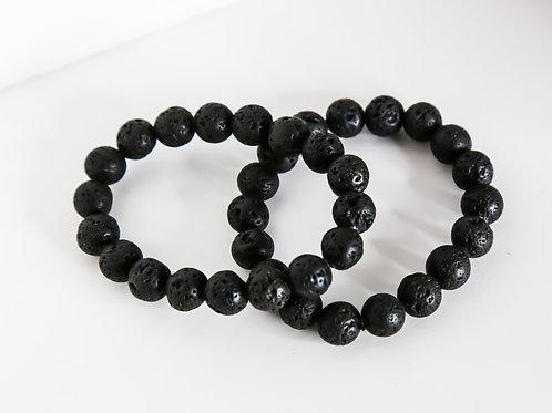 Lava Stone Healing Bracelet