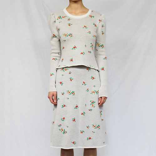 Klara Knitted Top