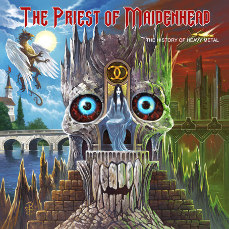 """Cover art: """"The Priest of Maidenhead"""""""