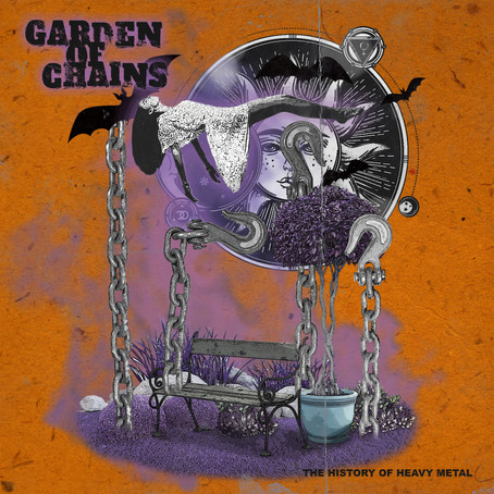 "New single, ""Garden of Chains"", is out"