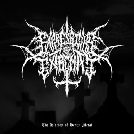 """New song, """"Expressions of Extremity"""", is out"""