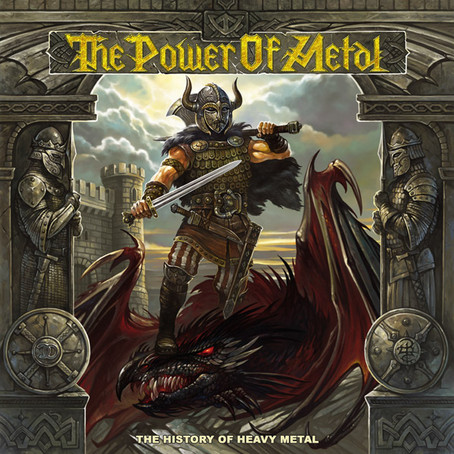"New song, ""The Power of Metal"", is out"