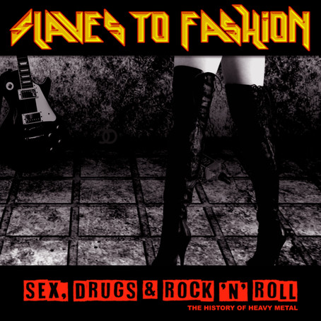 "New single, ""Sex, Drugs & Rock 'N' Roll"", is out"