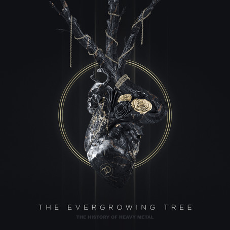 "New song, ""The Evergrowing Tree (Part III)"" is out"