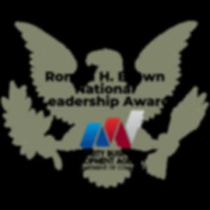 Ronald H. Brown Leadership Award.png