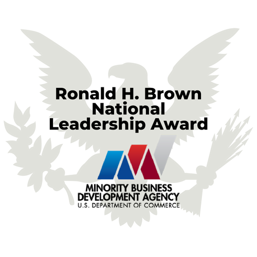 Ronald H. Brown Leadership Award.png