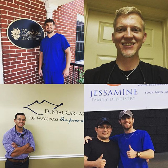 Episode #20: Our First Day As Real Dentists!