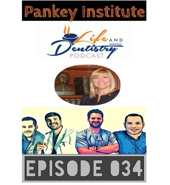 Episode #34: Clinical Excellence with the CEO of the Pankey Institute!