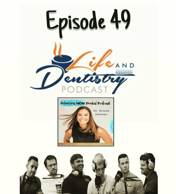 Episode #49: Delivering the WOW Factor with Dr. Anissa Holmes!