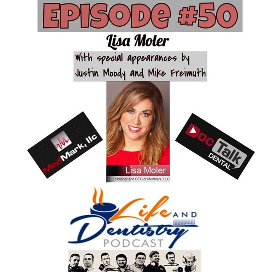 Episode #50: What It Takes To Go From Rock Bottom To Success With Lisa Moler, CEO Of MedMark!