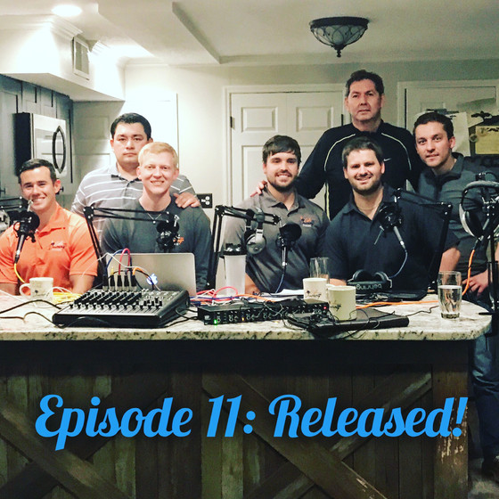 Episode 11: What it Takes to Succeed with Tiger Safarov