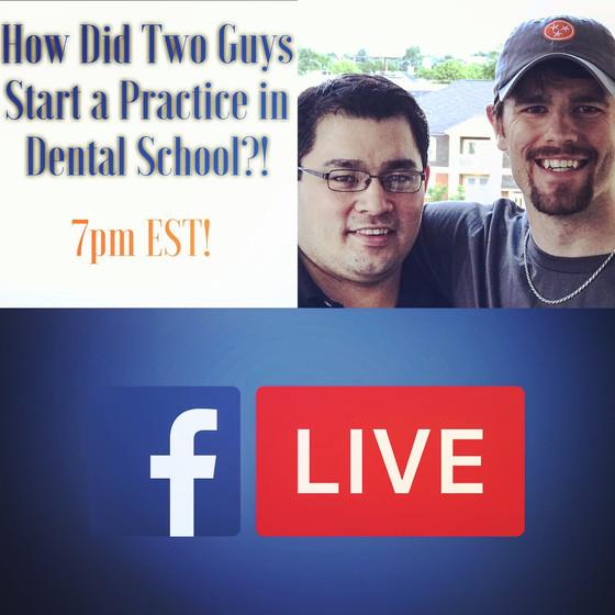Episode 13: How to Buy a Dental Practice in Dental School!!