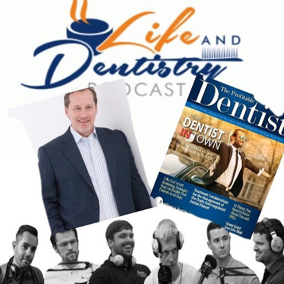 Episode #30: Becoming A Profitable Dentist With Steve Parker!