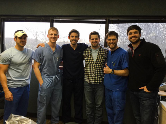 Episode #3: Inspiration and Advice for New Dentists with Dr. Thad Schroeder