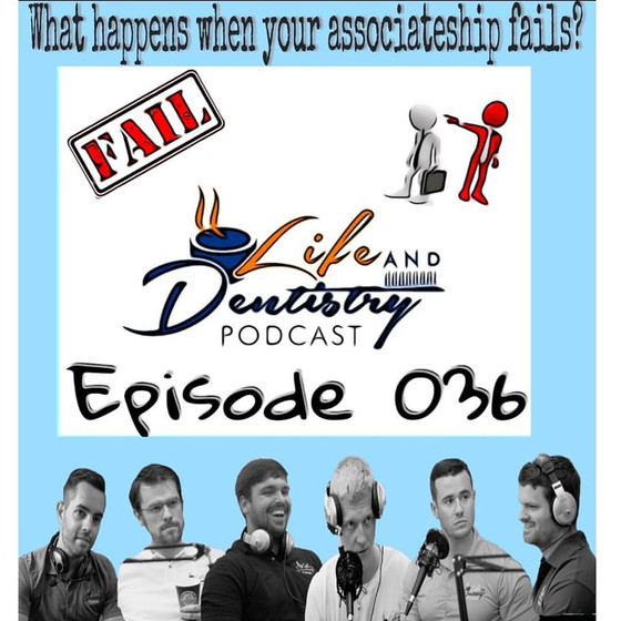 Episode # 36: What Happens When Associateships Don't Work Out?