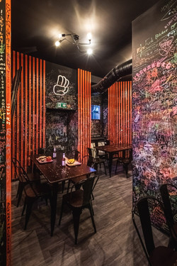3-Streifen Wall of Fame