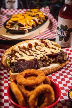 Chief Beef- Sandwich